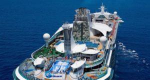 fasilitas mewah kapal pesiar