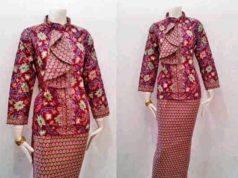 kombinasi batik