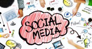 curhat di media sosial