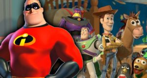 the incredibles and toy story