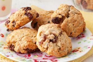biskuit dan kue gandum