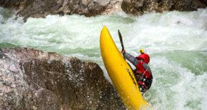 kayak di negara Siberia