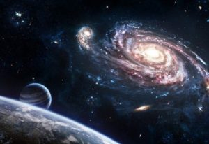 luar angkasa