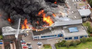 asuransi properti dan kebakaran