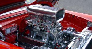 tenaga mesin mobil