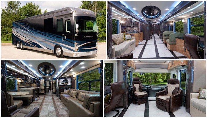 Foretravel IH-45 Luxury Motor Coach