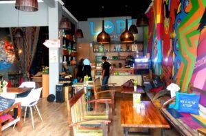 cafe keren di Makassar