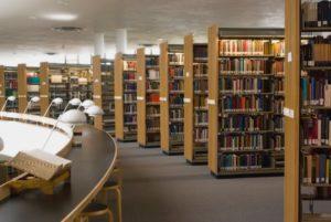 perpustakaan keren di Bandung