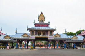 destinasi wisata kenpark Surabaya