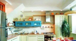 tips menjaga dapur agar tetap rapi
