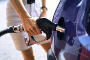 bahan bakar minyak untuk kendaraan