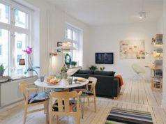 desain minimalis untuk apartemen