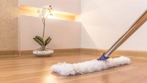 tips membuat rumah bebas debu