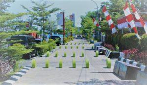Pedestrian Bundaratta Makassar