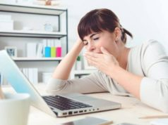 beberapa penyebab mengantuk di kantor