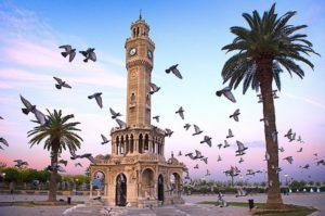 destinasi menarik di kota Izmir, Turki