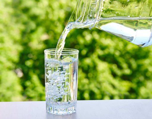 manfaat meminum air putih