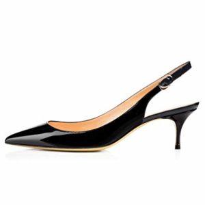sepatu wanita yang membuat kaki terlihat jenjang