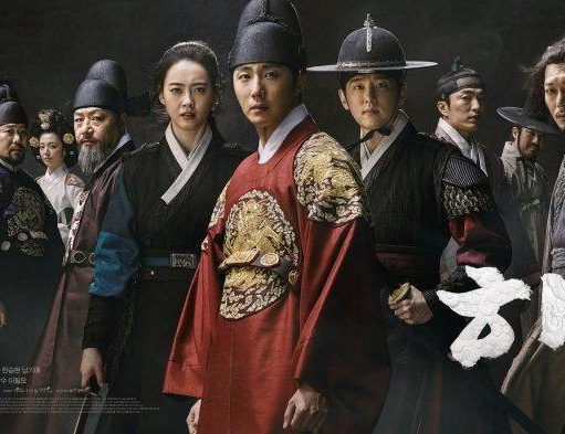 drama kolosal Korea