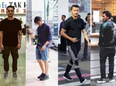 style ala artis Indonesia