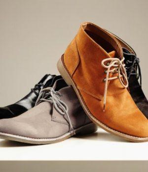membedakan sepatu pria original dan kw