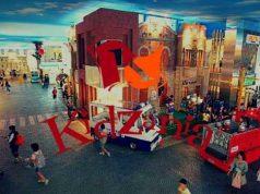 bermain di Kidzania