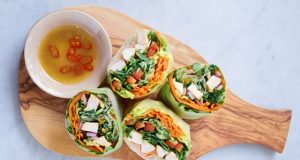 rice paper wraps enak