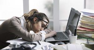 tips mengatasi kantuk di kantor