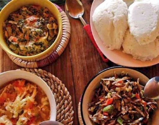 kuliner khas Afrika