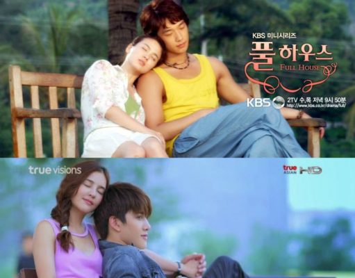 drama Thailand remake Korea
