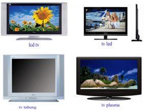 perbedaan tv