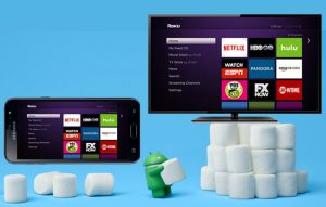 streaming acara tv di android