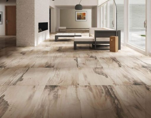 memilih lantai granit