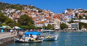 kota terindah di Yunani