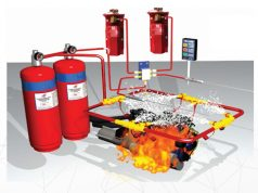 bahan fire suppression system