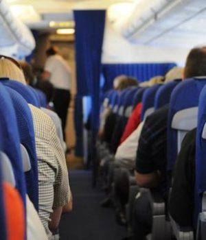 risiko kesehatan saat naik pesawat