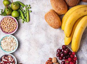makanan kaya serat dan rendah lemak