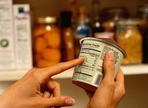 fungsi label makanan