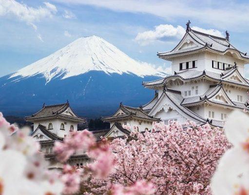 liburan ke Jepang